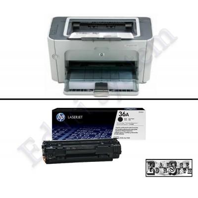 کارتریج پرینتر لیزری اچ پی مدل P1505