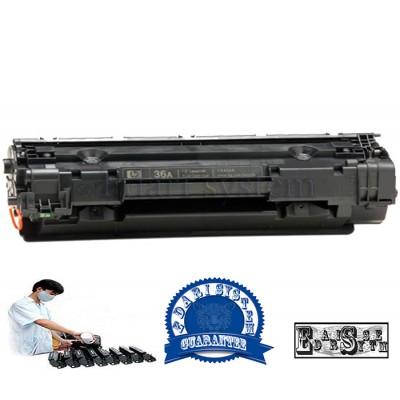 شارژ کارتریج لیزری اچ پی مدل 36A